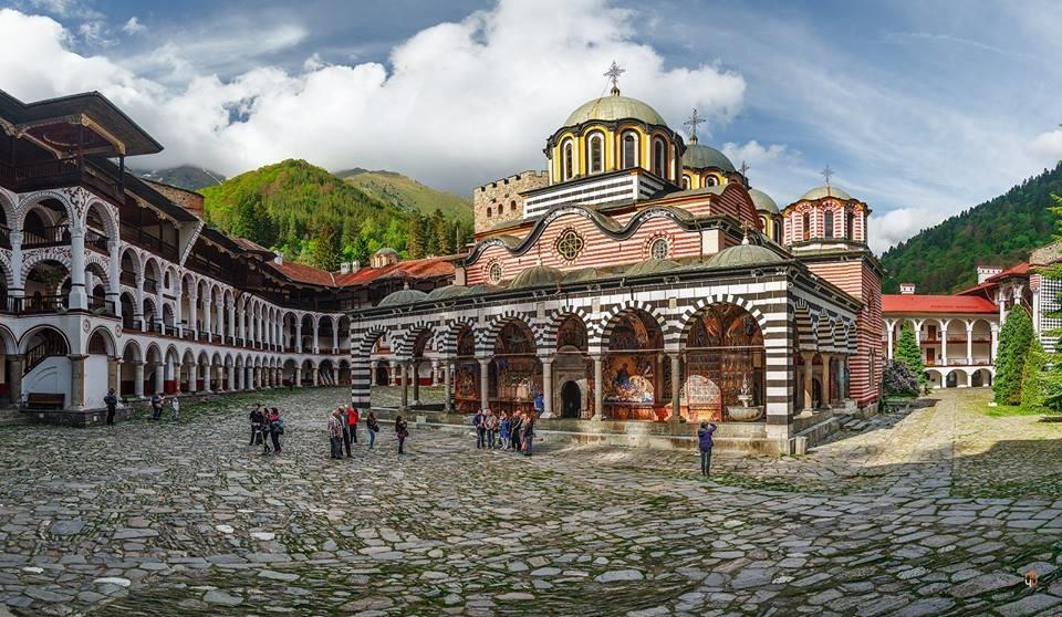 рильский монастырь болгария фото многим проблема